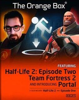 Half Life 2 Orange Box (5her) (DIGITAL)