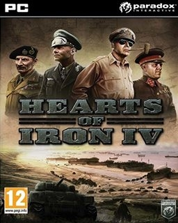 Hearts of Iron IV (PC DIGITAL)