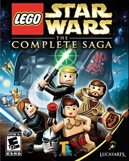 LEGO Star Wars The Complete Saga (DIGITAL)