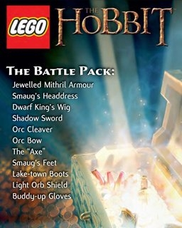 LEGO The Hobbit - The Battle Pack (DIGITAL)