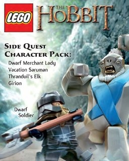 LEGO The Hobbit - Side Quest Character Pack (DIGITAL)