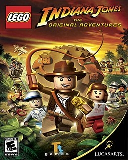 LEGO Indiana Jones The Original Adventures (PC DIGITAL) (PC)
