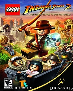 LEGO Indiana Jones 2 The Adventure Continues (DIGITAL)