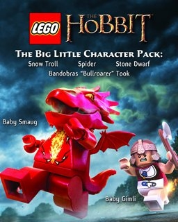 LEGO The Hobbit - The Big Little Character Pack (DIGITAL)