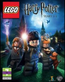 LEGO Harry Potter 1-4 (DIGITAL)