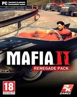 Mafia 2 DLC Pack Renegade (DIGITAL)