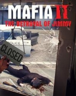 Mafia 2 DLC Pack Betrayal of Jimmy (DIGITAL)