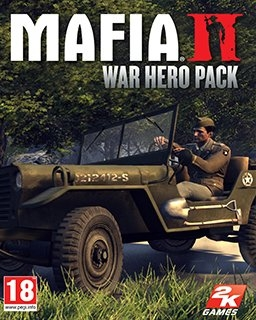 Mafia 2 DLC Pack War Hero (DIGITAL)