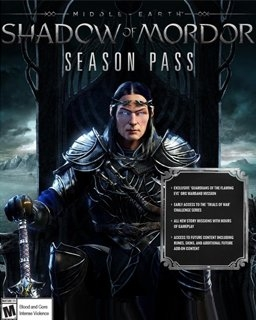 Middle-earth Shadow of Mordor Season Pass (DIGITAL)