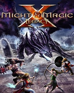 Might and Magic X Legacy (DIGITAL)