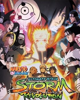 Naruto Shippuden Ultimate Ninja Storm Revolution (DIGITAL)