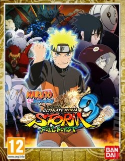Naruto Shippuden Ultimate Ninja Storm 3 Full Burst (PC DIGITAL)