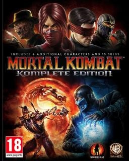 Mortal Kombat Komplete Edition (DIGITAL)