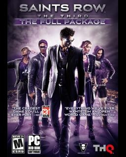 Saints Row The Third - The Full Package (DIGITAL)