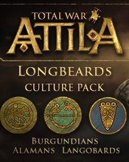 Total War Attila Longbeards Culture Pack (DIGITAL)