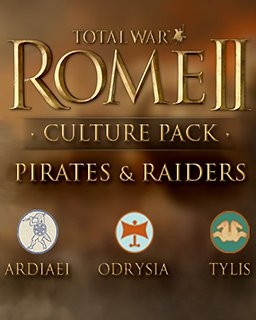 Total War ROME II Pirates and Raiders Culture Pack (DIGITAL)