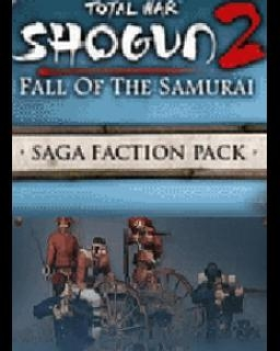 Total War Shogun 2 - Fall of the Samurai - Saga Faction Pack (DIGITAL)