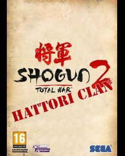Total War Shogun 2 Hattori clan pack (DIGITAL)