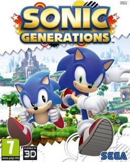 Sonic Generations (PC DIGITAL) (PC)