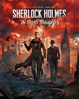 Sherlock Holmes The Devils Daughter (DIGITAL) (PC)