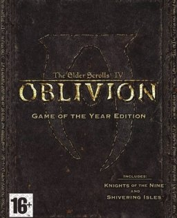 The Elder Scrolls IV Oblivion Game of the Year Edition (DIGITAL)