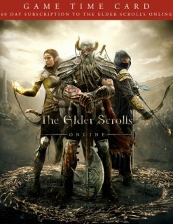 The Elder Scrolls Online 60 Dní předplacená karta (DIGITAL)