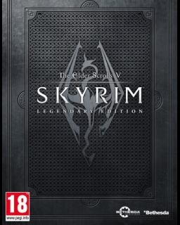 The Elder Scrolls V Skyrim Legendary Edition (DIGITAL)