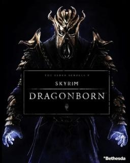 The Elder Scrolls V Skyrim Dragonborn (PC DIGITAL)