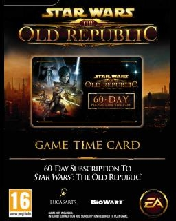 Star Wars The Old Republic 60 Dní (DIGITAL)