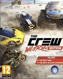 The Crew Wild Run Edition (DIGITAL) (PC)
