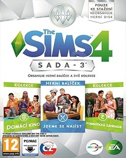 The Sims 4 Bundle Pack 3 (DIGITAL)