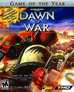 Warhammer 40,000: Dawn of War GOTY (DIGITAL)