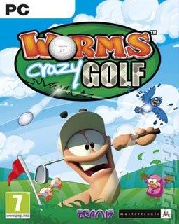 Worms Crazy Golf (DIGITAL)