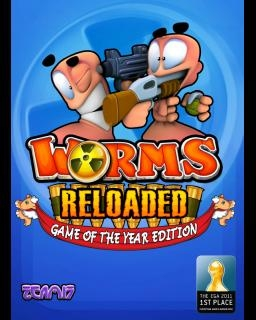 Worms Reloaded (PC DIGITAL) (PC)