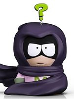 Figurka South Park: The Fractured But Whole - Mysterion velký