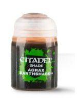 Citadel Shade (Agrax Earthshade) - tónová barva, šedá