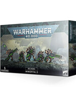 W40k: Necron Immortals (5 figurek)