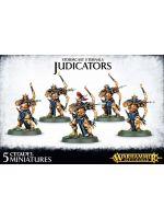 W-AOS: Stromcast Eternals - Judicators (5 figurek)