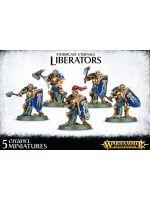 W-AOS: Stromcast Eternals - Liberators (5 figurek)