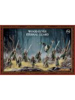 W-AOS: Wood Elves - Eternal Guard (10 figurek)