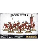 W-AOS: Chaos Daemons - Bloodletters (10 figurek)