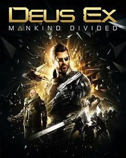 Deus Ex Mankind Divided (PC DIGITAL)