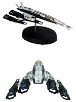 Model lodi Mass Effect 2 - Cerberus Normandy SR-2