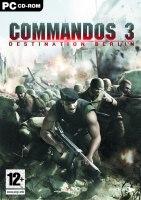 Commandos 3 : Destination Berlin - anglická verze (PC)