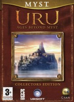 URU: Ages Beyond Myst - Collectors Edition (PC)