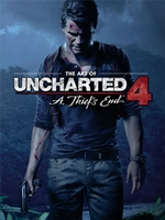 Kniha The Art of Uncharted 4: A Thiefs End