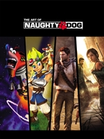 Kniha The Art of Naughty Dog