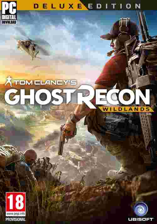 Tom Clancys Ghost Recon: Wildlands Deluxe Edition (PC) DIGITAL