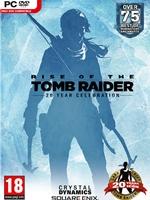 Rise of the Tomb Raider - 20 Year Celebration Edition + Čeština do hry