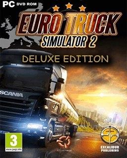 Euro Truck Simulator 2 Deluxe Edition (DIGITAL)